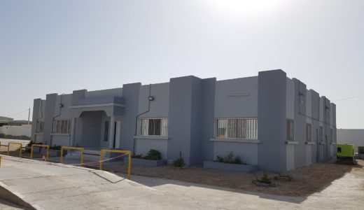 OLVEA Mauritania - Offices