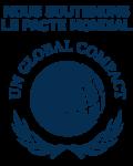 Nous soutenons le Pacte Mondial - UN Global Compact